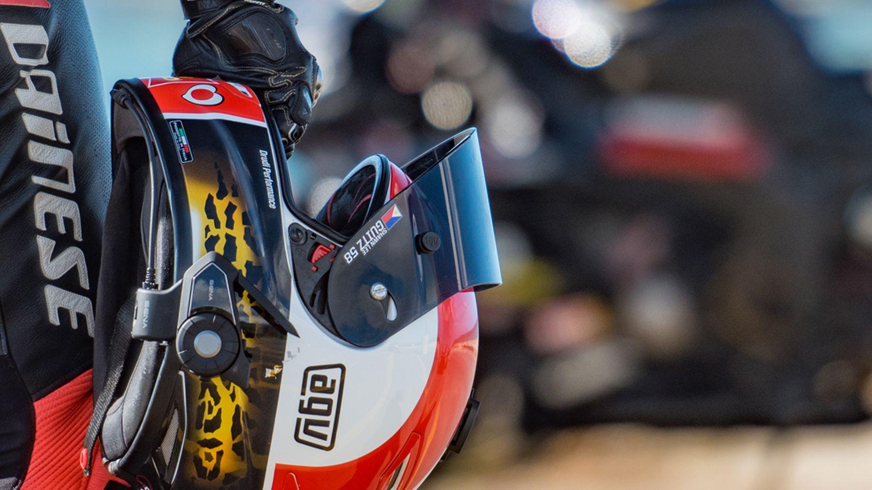Sena 30K Motorcycle Bluetooth with Mesh Intercom