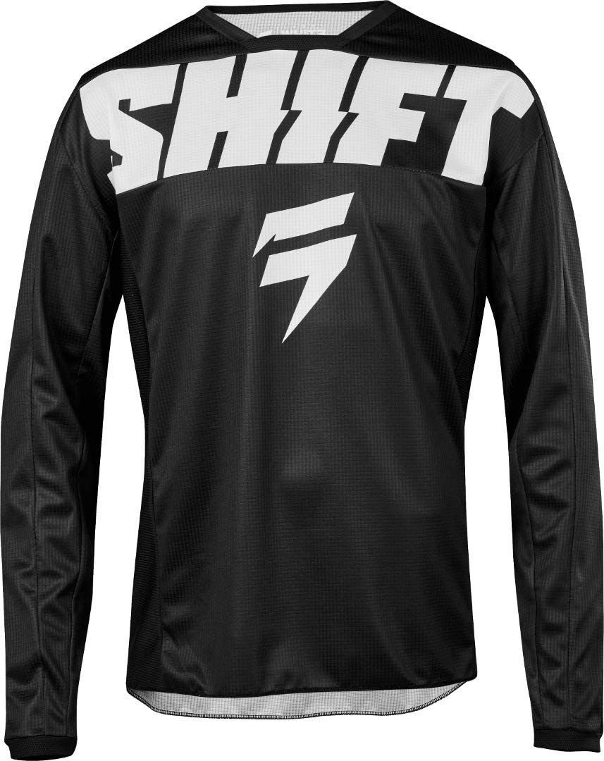 SHIFT Black White Jersey