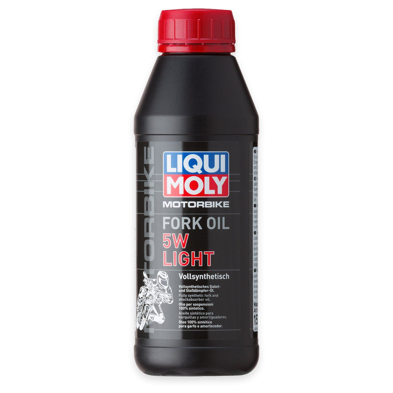 Liqui Moly Motorbike Fork Oil 5W Light (500 ML)