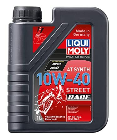 Liqui Moly 4T 10W-40 Fully Synthetic Oil (1L)