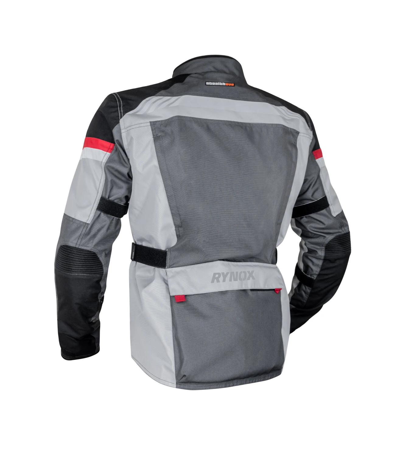 RYNOX STEALTH EVO 3 JACKET - GREY