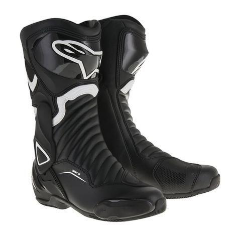 Alpinestars SMX-6 V2 Boot Black White