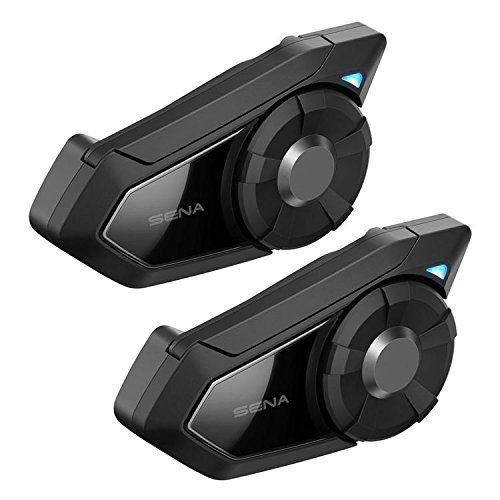 Sena 30K Motorcycle Bluetooth with Mesh Intercom - Dual Pack