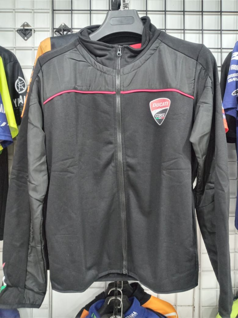 Ducati Corse zipper - Grey