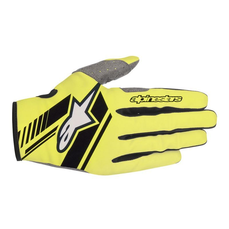 Alpinestars Moto Cross- Off Road Neo Gloves Yellow Fluo Black