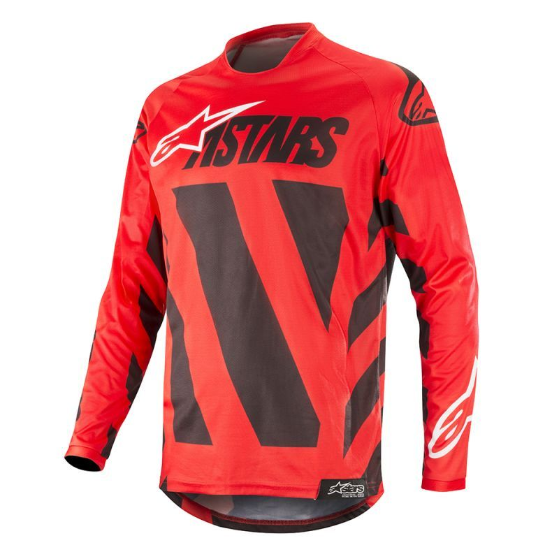 Alpinestars Racer Braap Jersey Black White Red
