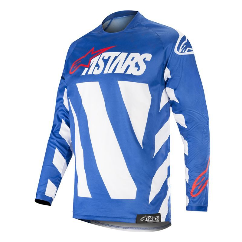 Alpinestars Racer Braap Jersey Pant Set Blue White Red