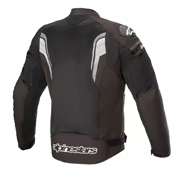 ALPINESTARS T-GP PLUS R V3 AIR JACKET BLACK DARK GREY WHITE