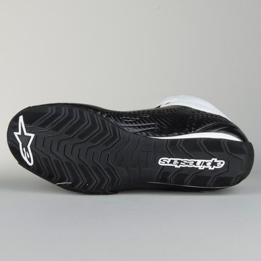 Alpinestars Faster2 Shoes Red White Black