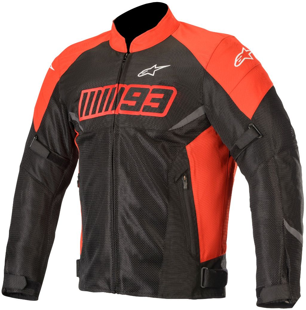 Alpinestars MM93 Losail Air Jacket Black Red
