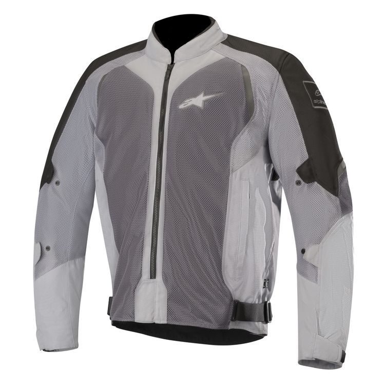 Alpinestars Wake Air Jacket Black Grey