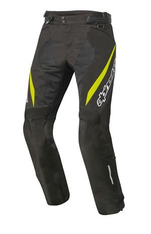 Alpinestars Striker Air Pants Black Yellow Fluro