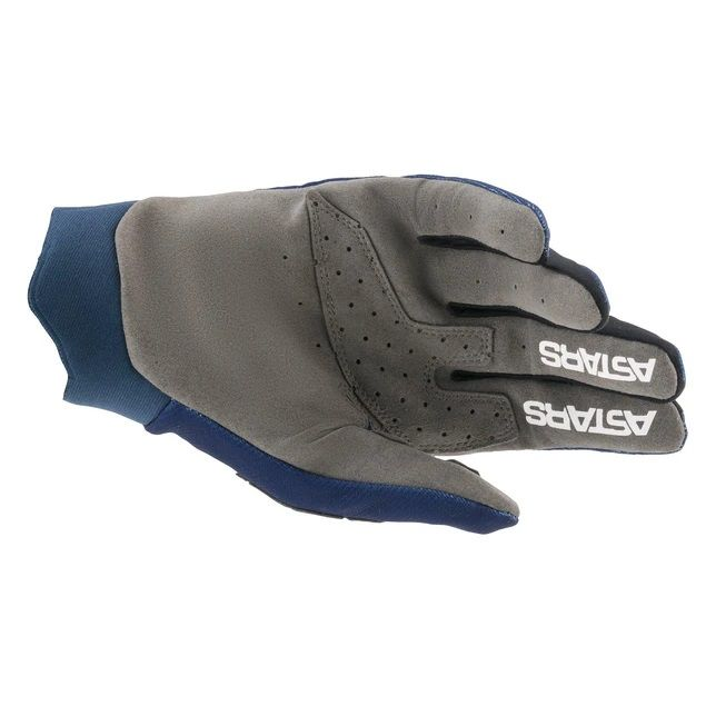 Alpinestars Dune Gloves Dark Blue White