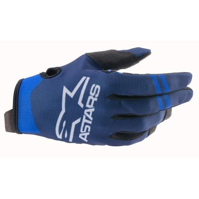 Alpinestars Radar Glove Dark Blue Blue