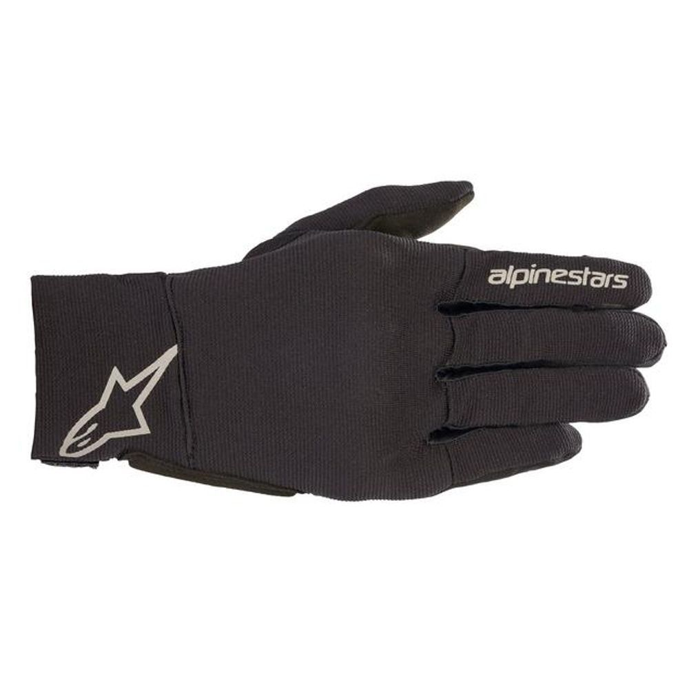 Alpinestars Reef Gloves Black Reflectives