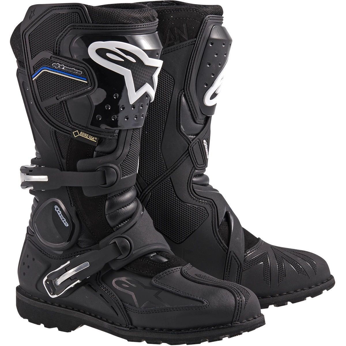 TOUCAN GORE-TEX BOOTS Black