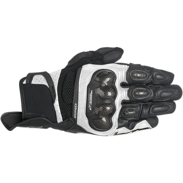 Alpinestars SP X AIR CARBON V2 Glove Black White