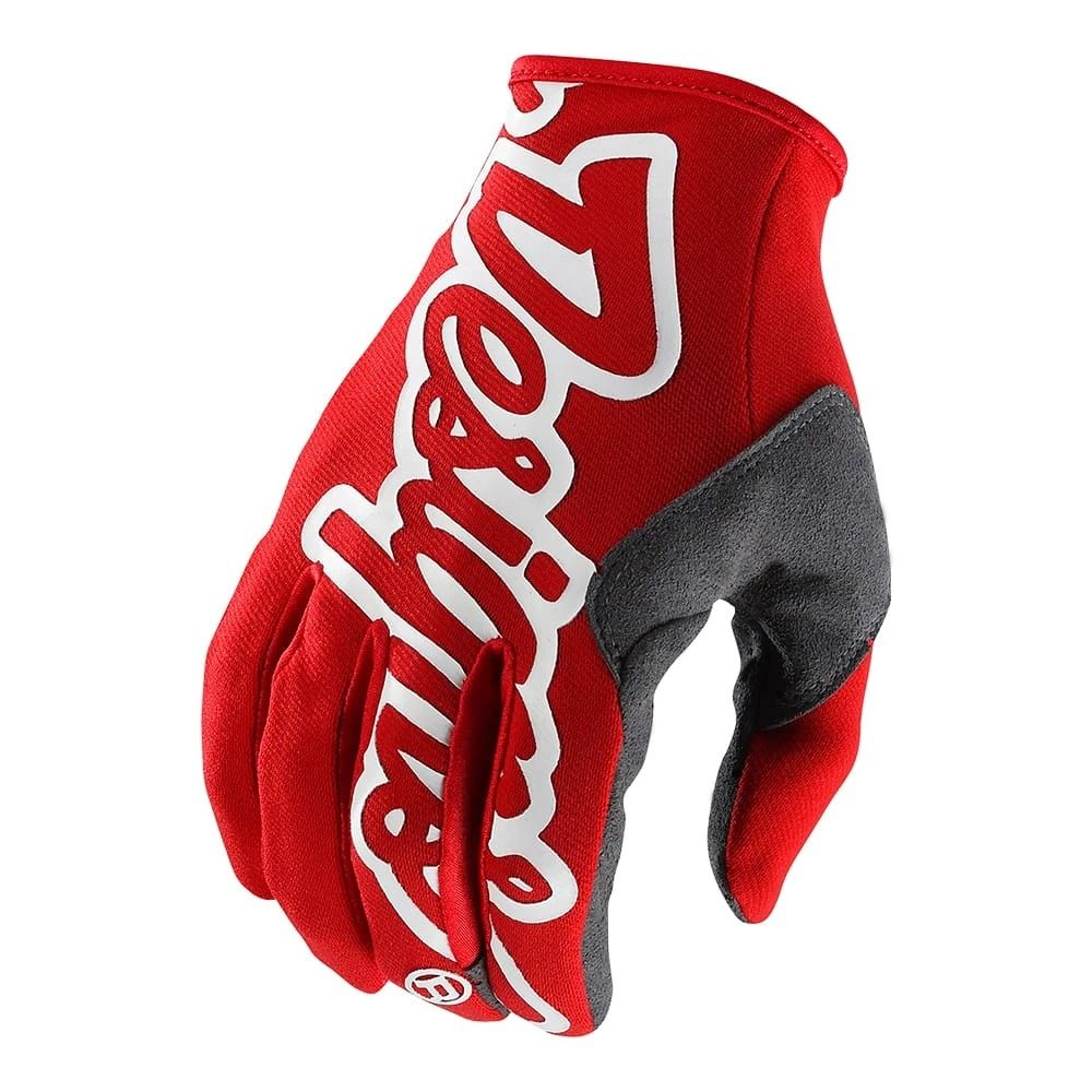 TLD MX Gloves Red