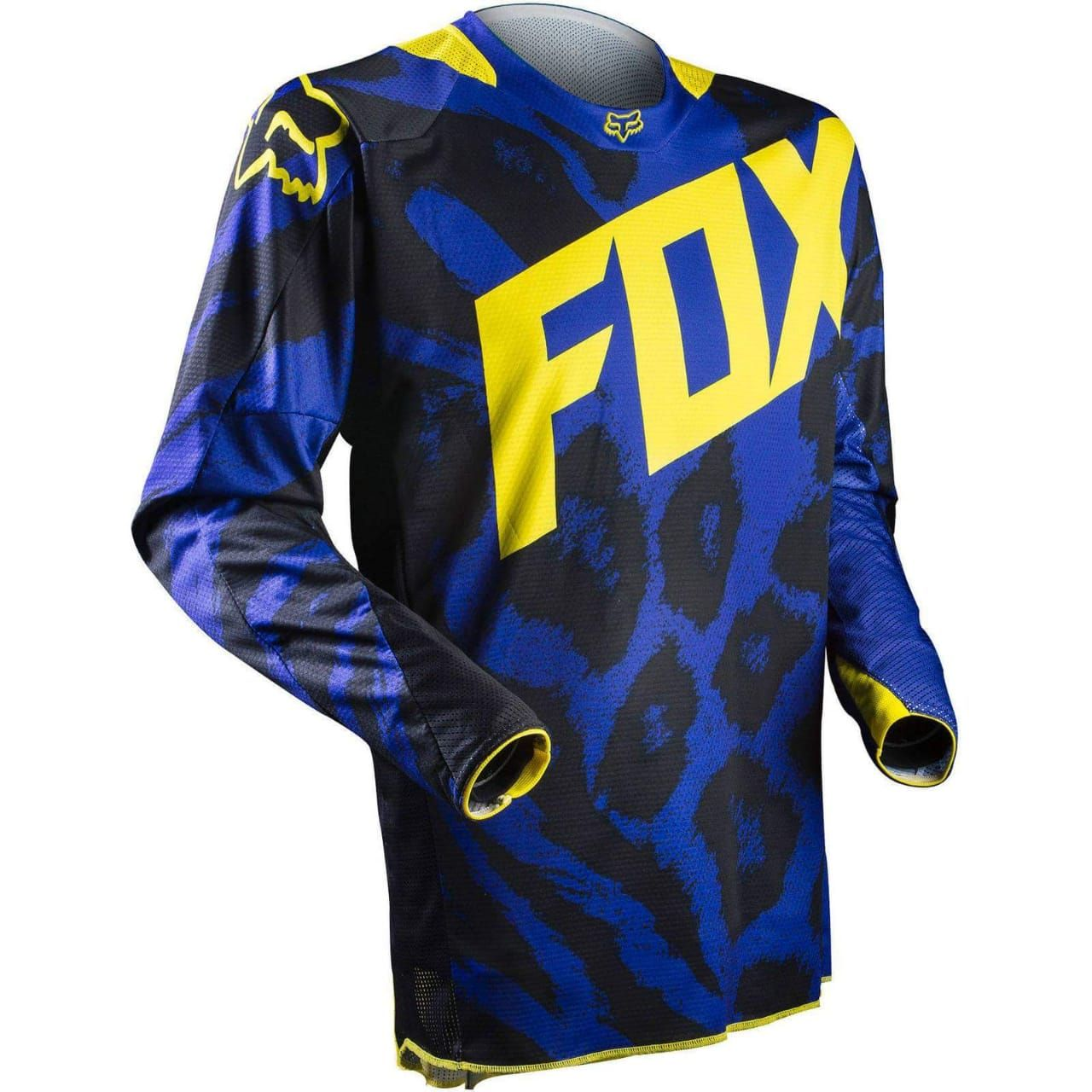 Fox Purple Yellow Jersey