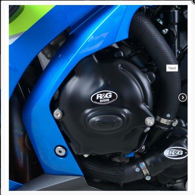 SUZUKI GSX-R1000 17-20 ENGINE CASE KIT (RACE)
