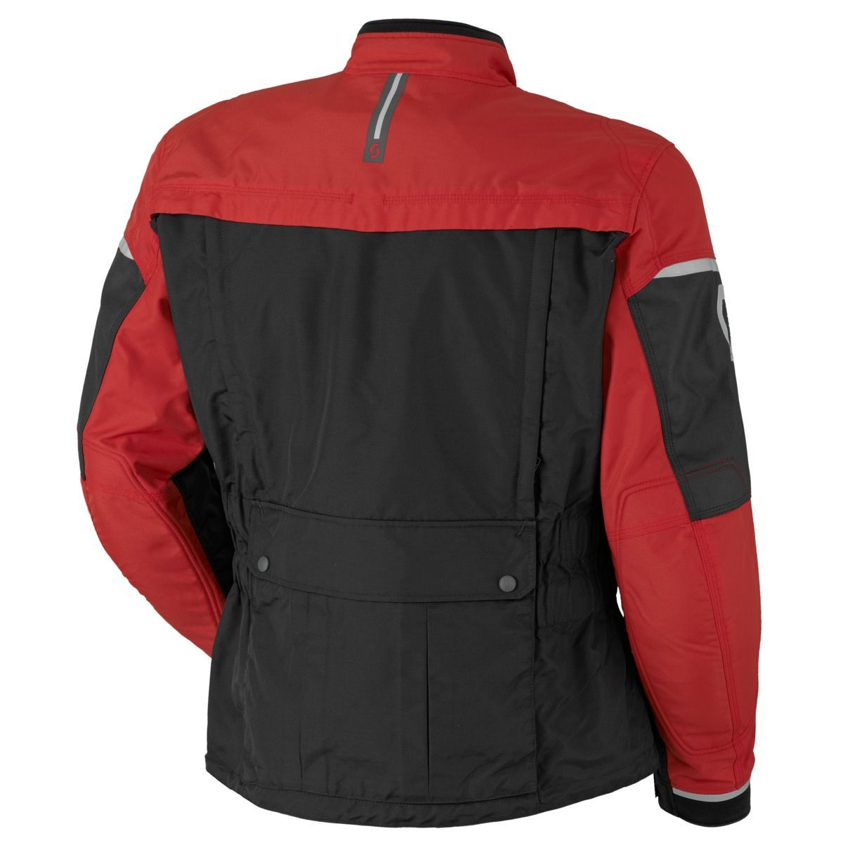 SCOTT MOTO JACKET CONCEPT VTD BLACK/RED