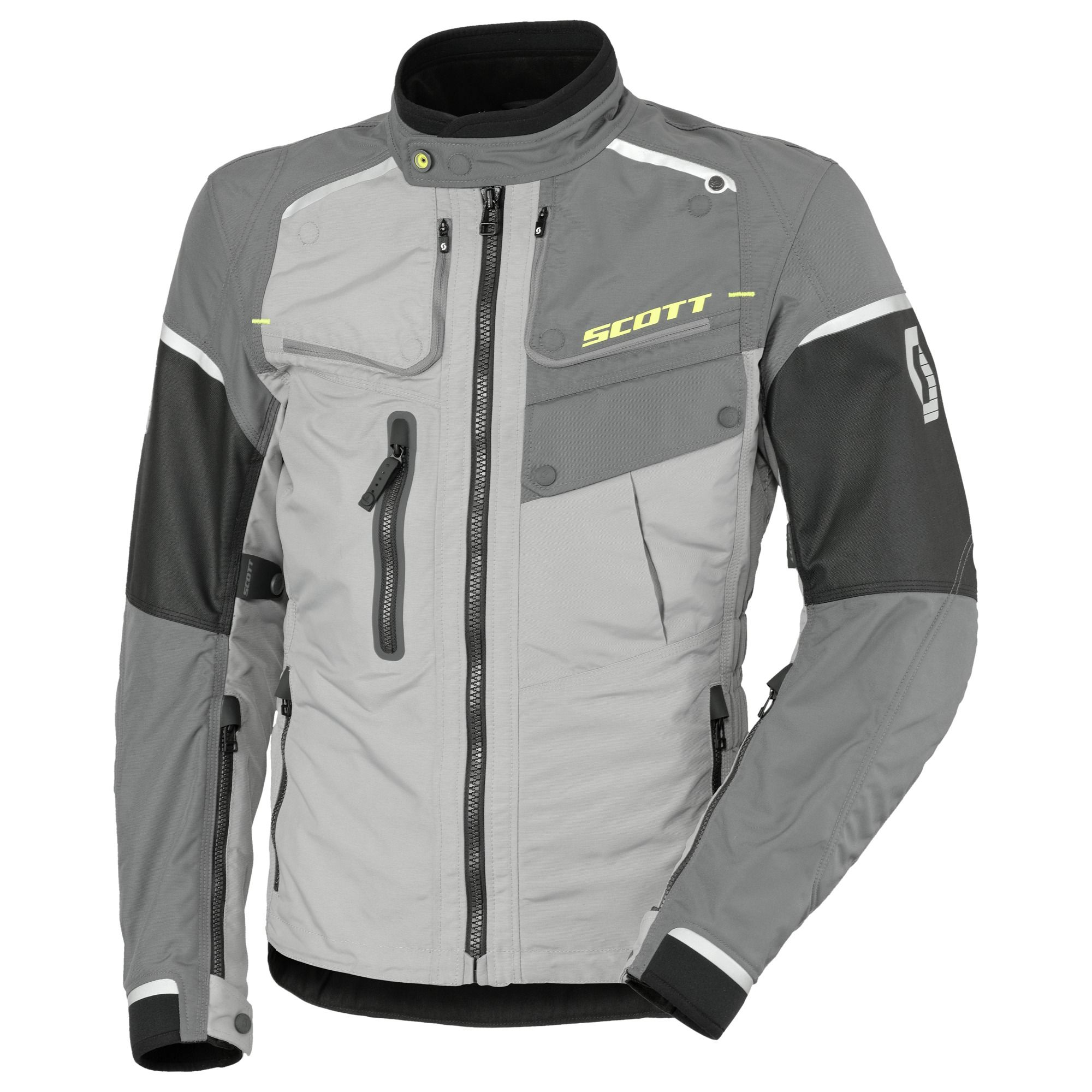 SCOTT CONCEPT VTD JACKET LIGHT GREY GREY