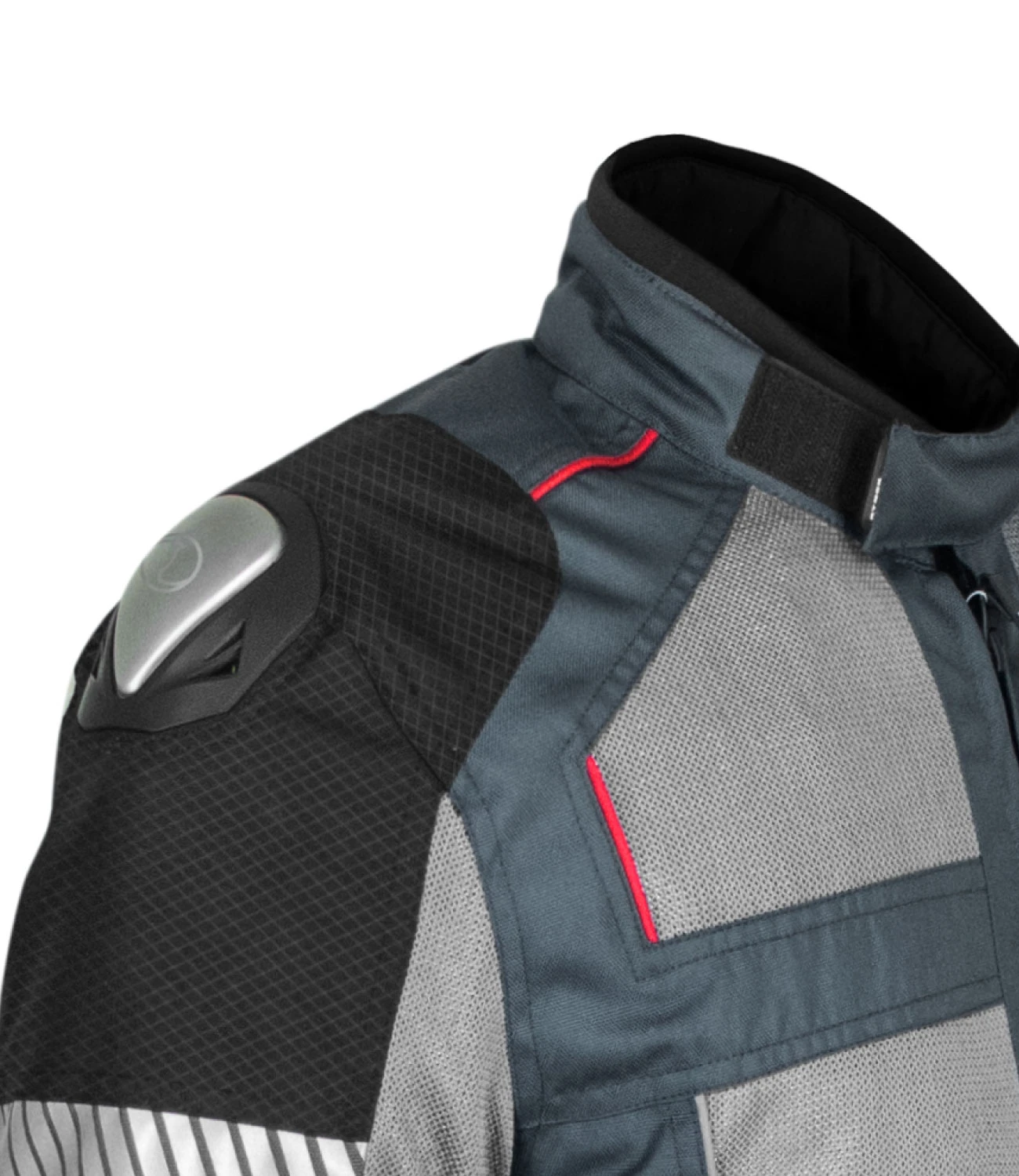RYNOX STORM EVO JACKET - KNIGHT GREY