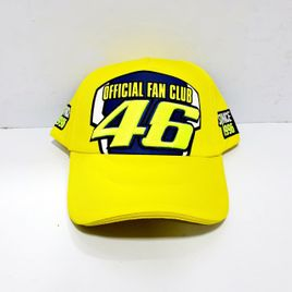 Official Fan Club Yellow Caps