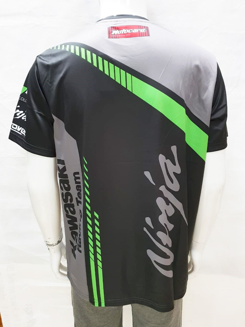 Kawasaki Racing Team Dryfit Tshirt