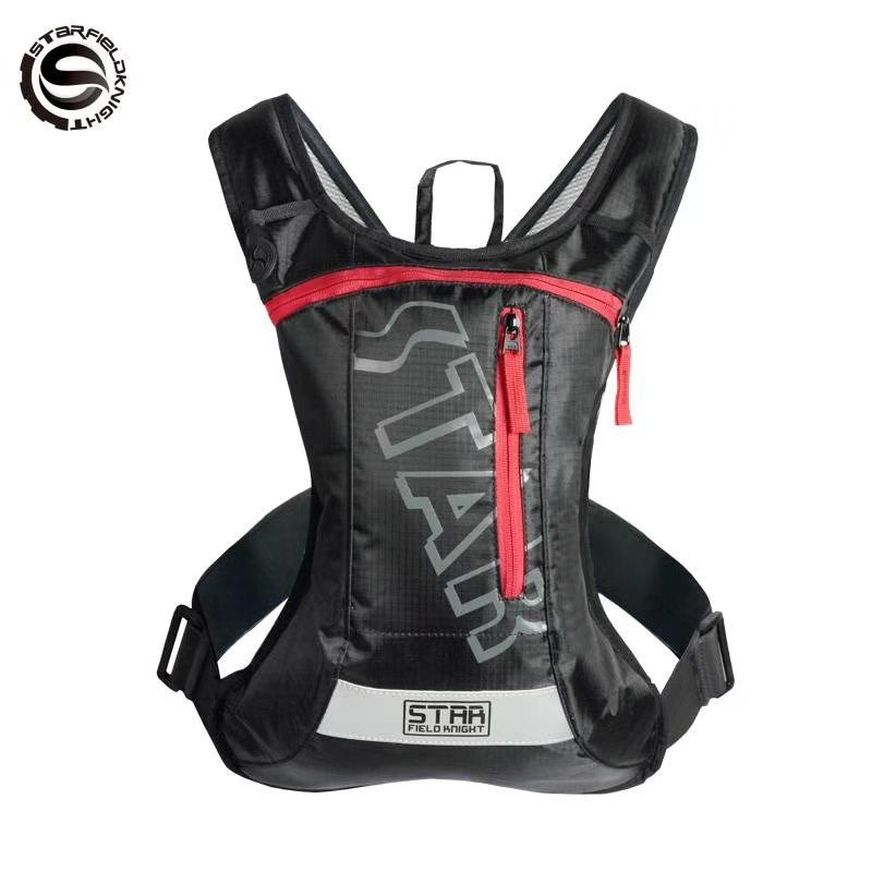 SFK 2L Hydration Pack Black Red