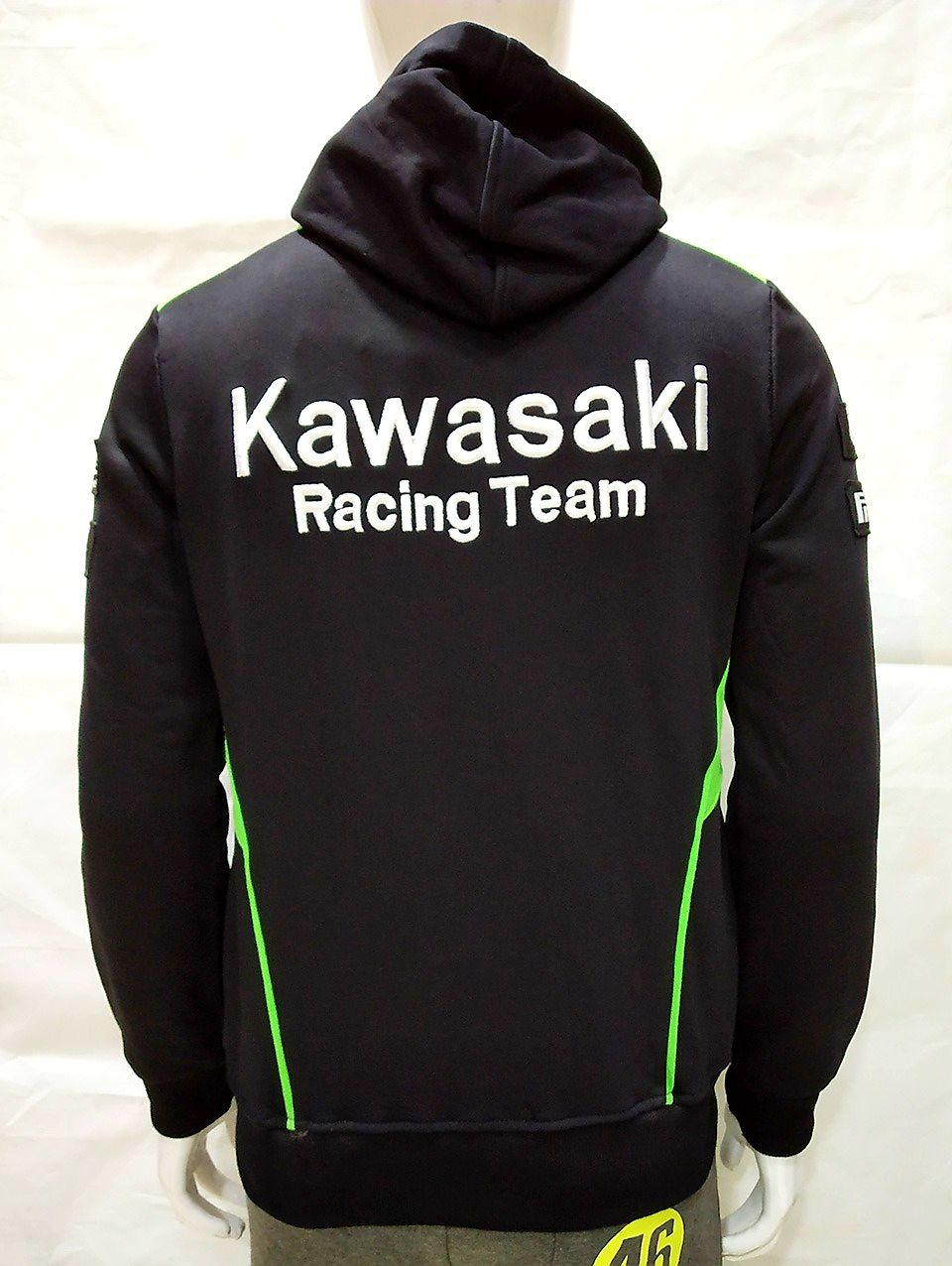 Kawasaki Racing Team Hoodies