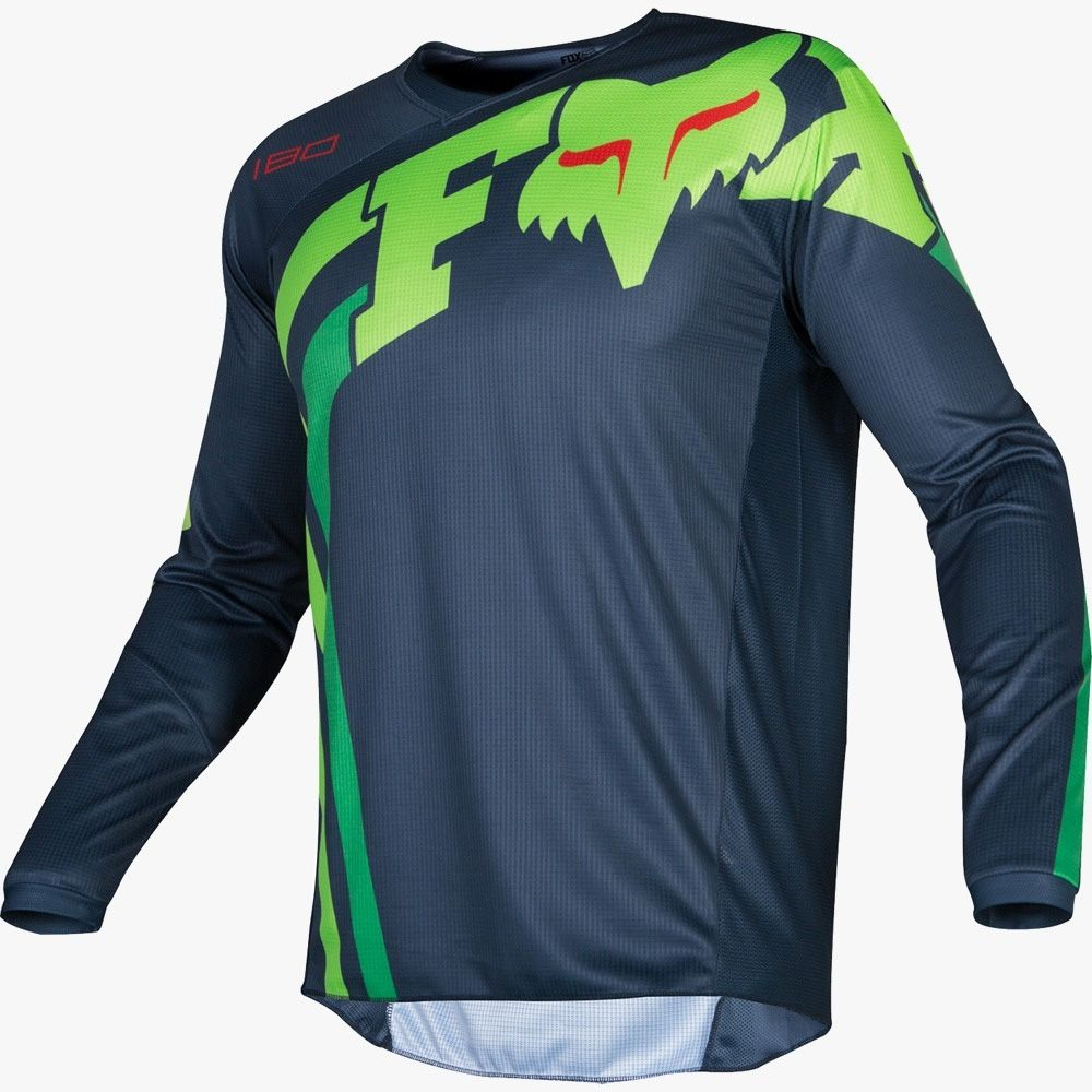 Fox 180 Cota Navy Dark Green Light Green