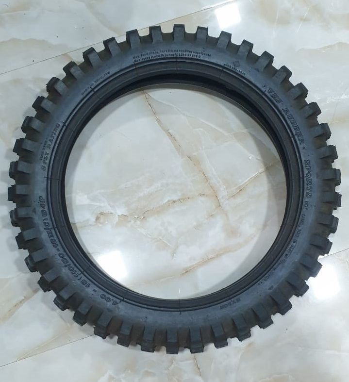VEE RUBBER Button Tyres 90/110*18
