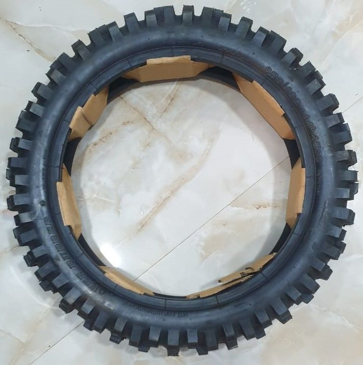 VEE RUBBER Button Tyres 80/100*14