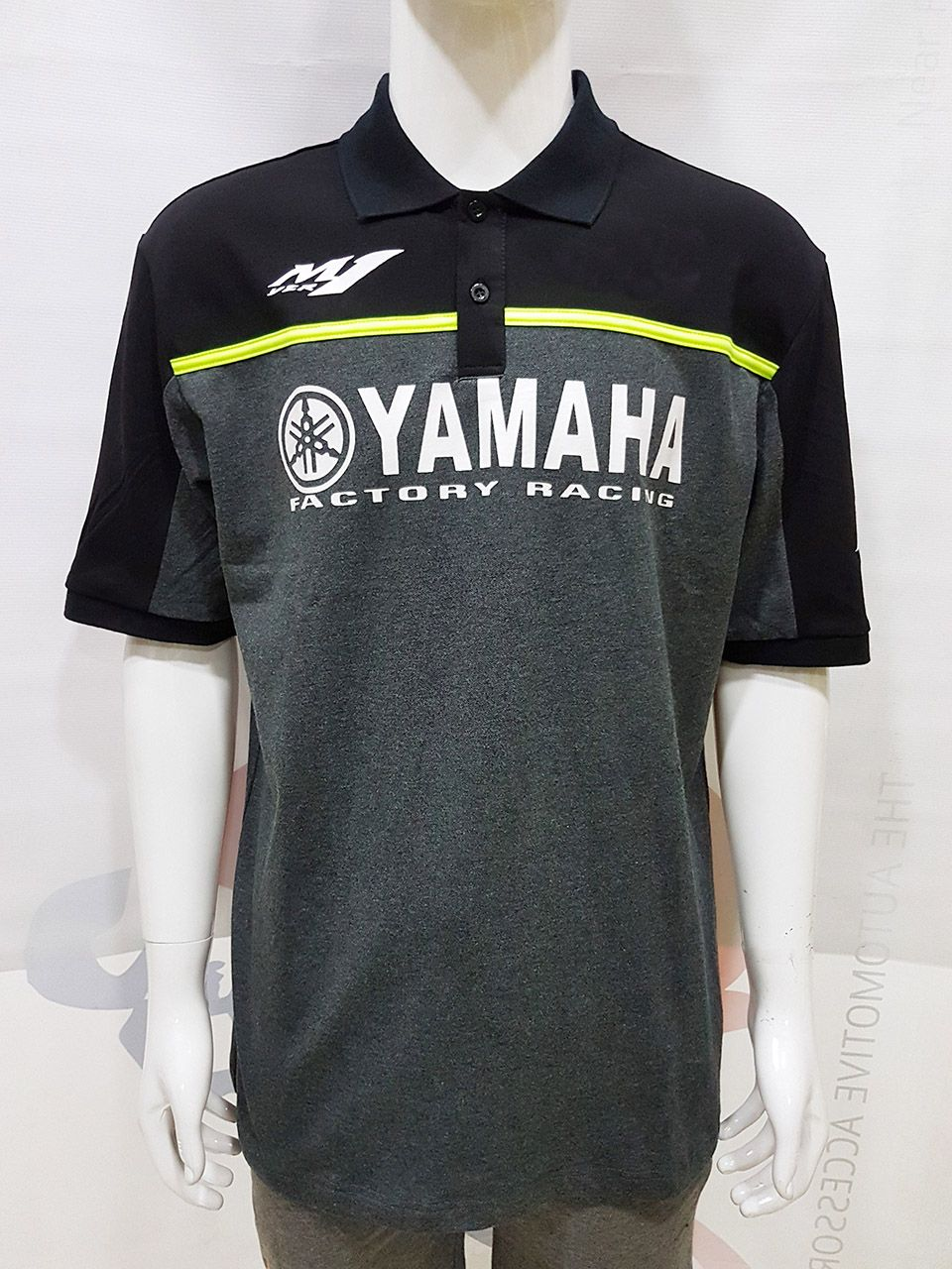 M1 YZR Yamaha Factory Racing Polo Tshirt